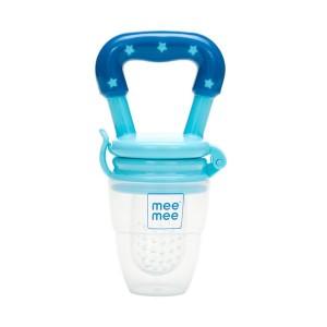 Buy Mee Mee Baby Fruit & Food Nibbler - Blue - Nykaa