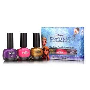 Buy Disney Nail Polish Combo Pack - Nykaa