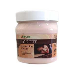 Buy BioCare Coffee Smoothing Cream - Nykaa