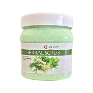 Buy BioCare Herbal Scrub - Nykaa