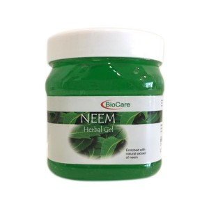 Buy BioCare Neem Herbal Gel - Nykaa