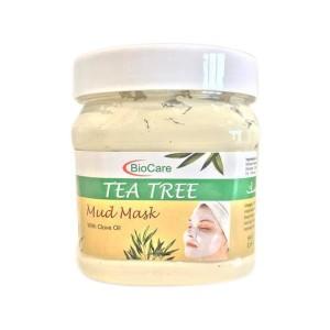 Buy BioCare Tea Tree Mud Mask with Clove Oil - Nykaa