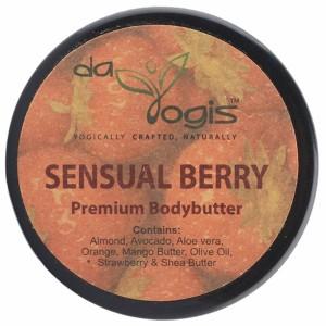 Buy Da Yogis Sensual Berry Body Butter - Nykaa