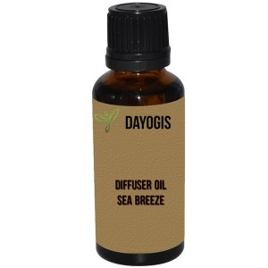 Buy Da Yogis Sea Breeze Diffuser Oil - Nykaa