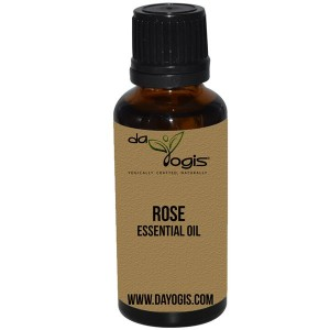 Buy Da Yogis Rose Essential Oil - Nykaa