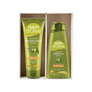 Buy Dalan D'Olive Hair Care Gift Pack - Nykaa