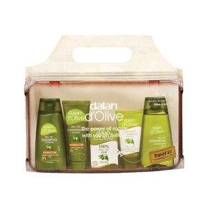 Buy Dalan D'Olive Travel Kit - Nykaa