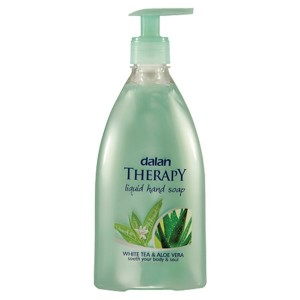 Buy Dalan Therapy Liquid Hand Soap - White Tea & Aloe Vera - Nykaa