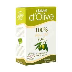Buy Dalan D'Olive 100% Olive Oil Soap - Nykaa
