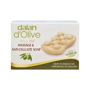 Buy Dalan D'Olive Olive Oil Massage & Anti Cellulite Soap - Nykaa