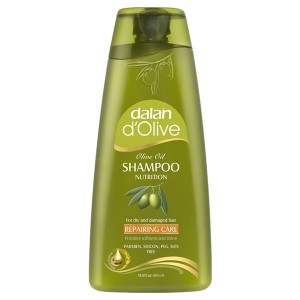Buy Dalan D'Olive Olive Oil Repairing Care Shampoo - Nykaa