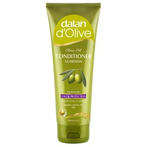 Buy Dalan D'Olive Olive Oil Color Protection Conditioner - Nykaa