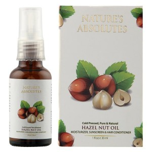 Buy Nature's Absolutes Coldpressed Hazel Nut Oil - Nykaa