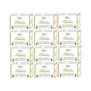 Buy BeSure Aloe Vera Soap - Pack Of 12 - Nykaa