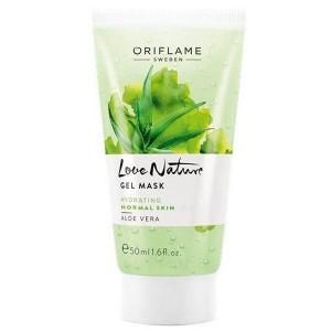 Buy Oriflame Love Nature Gel Mask Aloe Vera - Nykaa