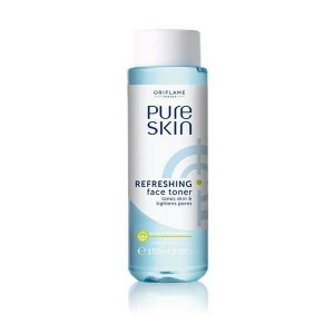 Buy Oriflame Pure Skin Refreshing Face Toner - Nykaa