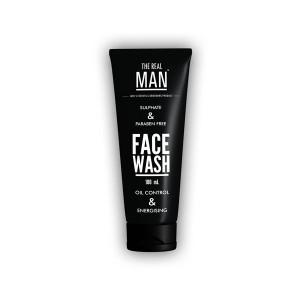 Buy The Real Man Face Wash - Nykaa