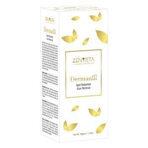 Buy Zenvista Dermanill Spot Reduction & Scar Removal Cream  - Nykaa