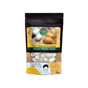 Buy Zenvista 100 % Natural Cocoon Natural Wrinkle Fighter - Nykaa