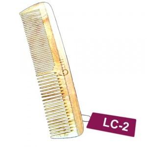 Buy Lass Naturals IHT 9 Neem Wood Comb (LC-2) - Nykaa