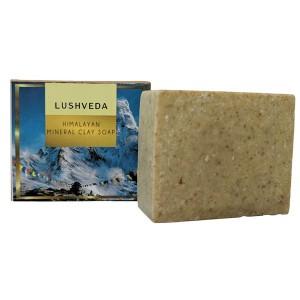 Buy Lushveda Himalayan Mineral Clay Soap - Nykaa