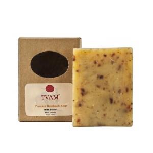 Buy TVAM Mint & Sesame Handmade Soap - Nykaa
