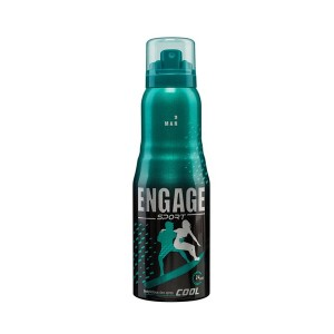 Buy Engage Sport Cool Men Deodorant - Nykaa