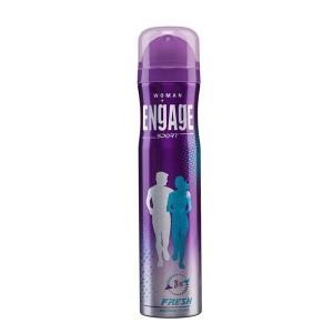 Buy Engage Sport Fresh Woman Deodorant - Nykaa