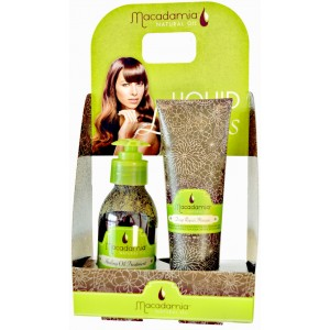 Buy Macadamia One Healing Oil Treatment + Deep Repair Masque - Nykaa