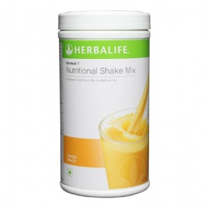 Buy Herbalife Meal Replacement Shake - Mango 500 g - Nykaa