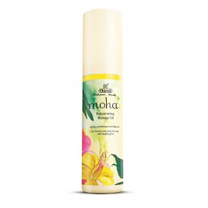 Buy Moha Rejuvenating Massage Oil - Nykaa
