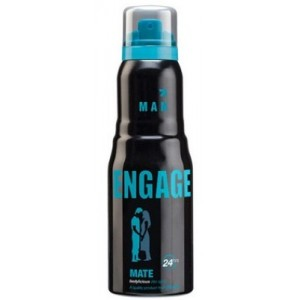 Buy Engage Men Deodorant - Mate - Nykaa