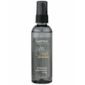 Buy Matrix Opti. Black Dazzling Shine Serum - Nykaa