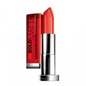 Buy Maybelline Color Sensational Bold Matte Lipstick - Nykaa
