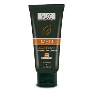 Buy VLCC Men Active Light Face Wash - Nykaa