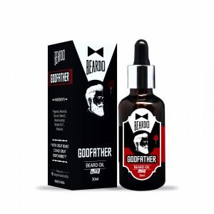 Buy Beardo Godfather Lite Beard & Mustache Oil  - Nykaa