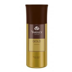 Buy Yardley Gold Deodorant Spray - Nykaa