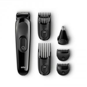 Buy Braun Multi Grooming Kit MGK3020 - 6-in-1 Face And Head Trimming - Nykaa
