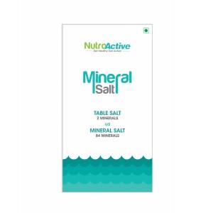 Buy NutroActive Mineral Salt - Nykaa