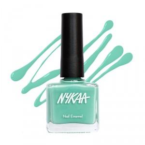Buy Nykaa Pastel Nail Enamel - Mint Meringue, No. 65 - Nykaa