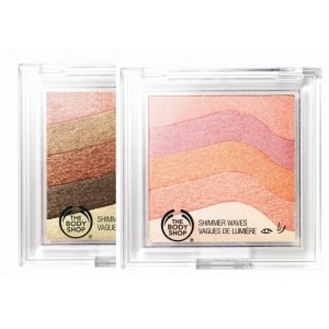 Buy Herbal The Body Shop Shimmer Waves - Nykaa