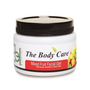 Buy The Body Care Mix Fruit Gel - Nykaa
