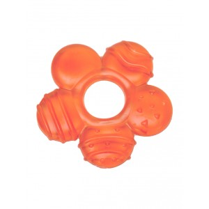 Buy Mee Mee'S Baby Multi-Textured Water Filled Teether - Red - Nykaa