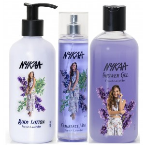 Buy Nykaa French Lavender Combo - Nykaa
