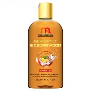 Buy Man Arden Bergamot & Cedarwood Shower Gel - Nykaa