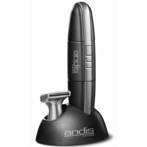 Buy Andis Easy Trim Battery Operated Personal MNT-3 Trimmer For Men (Black and Silver) - Nykaa