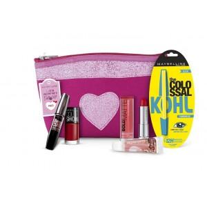 Buy Maybelline New York Instaglam Valentine's Gift Kit ? Red  - Nykaa