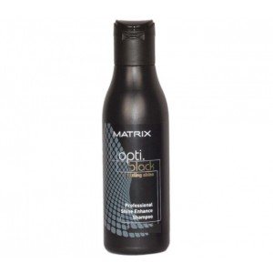 Buy Matrix Opti. Black Dazzling Shine Shampoo - Nykaa