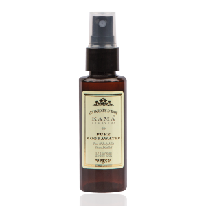 Buy Kama Ayurveda Pure Mogra Water Face & Body Mist - Nykaa