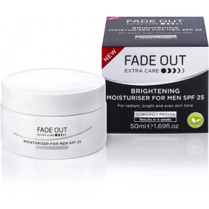 Buy Fade Out Brightening Moisturiser For Men SPF 25 - Nykaa